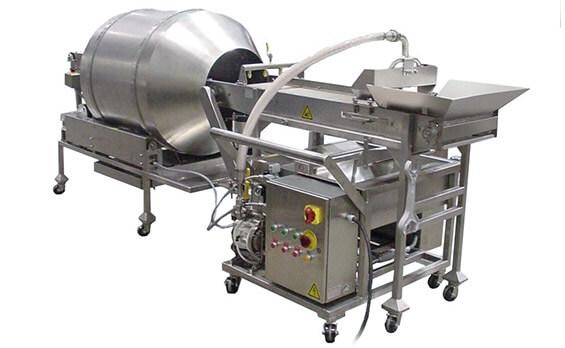 Glazer Crumber - Donut equipment